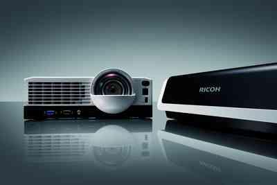Ricoh Projectors